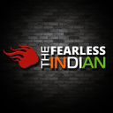 The Fearless Indian logo icon
