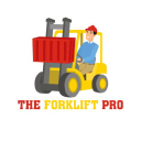 The Forklift Pro logo icon