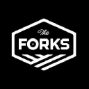 The Forks logo icon