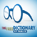 The Free Dictionary logo icon