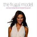 The Frugal Model logo icon