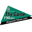 The Game 730 Am logo icon