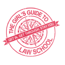 The Girl's Guide To Law School® logo icon