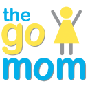 The Go Mom logo icon
