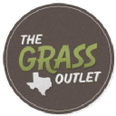 The Grass Outlet logo icon