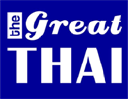 The Great Thai logo icon