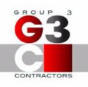 Group 3 Contractors logo