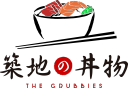 築地の丼物 The Grubbies logo icon