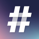 Hash logo icon