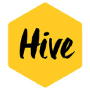 The Hive Network logo icon