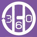 The Hollywood 360 logo icon