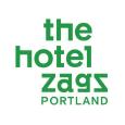 The Hotel Zags Portland Logo