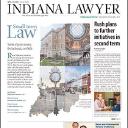 The Indiana Lawyer logo icon