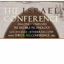 The Israel Conference logo icon