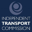 The Independent Transport Commission logo icon