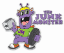 The Junk Monster logo