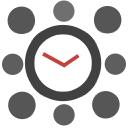 The Leadership Hub logo icon
