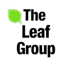 The Leaf Group logo icon