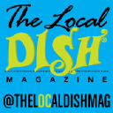 The Local Dish Magazine logo icon