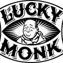The Lucky Monk logo icon