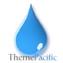 Theme Pacific logo icon