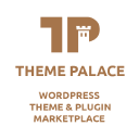 Theme Palace logo icon