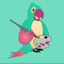 Theme Parrot logo icon