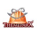 Themepar X logo icon