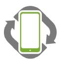 The Mobile Store logo icon