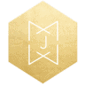 Modern Jewish Wedding logo icon