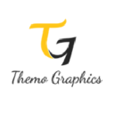 Themo Graphics logo icon