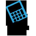 Calculator logo icon