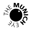 The Munich Eye logo icon