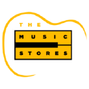 The Music Stores logo