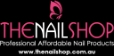 The Nail Shop logo icon