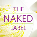 The Naked Label logo icon