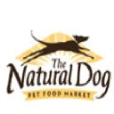 The Natural Dog logo icon