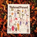 The Natural Parent Magazine logo icon