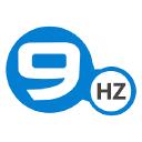 The Nine Hertz logo icon
