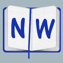 The Notebook Warehouse logo icon