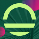 The Oasis Festival logo icon
