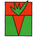 The Organic Farm Shop logo icon