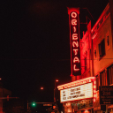 The Oriental Theater logo