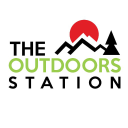 The Outdoors Station logo icon