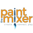 The Paint Mixer logo icon