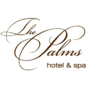 The Palms Hotel logo icon