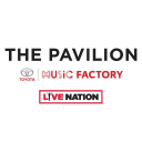 The Pavilion At Irving Music Factory logo icon
