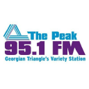 The Peak logo icon
