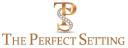 The Perfect Setting logo
