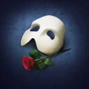 The Phantom Of The Opera logo icon